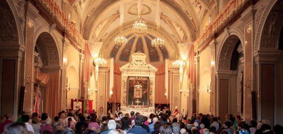 Cerimonia al Santuario